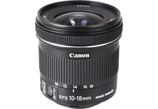 CANON EF-S 10-18mm f/4.5-5.6 IS STM - (9519B002)