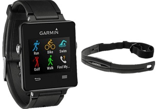 GARMIN Vivoactive Bundle Black - (010-01297-10)