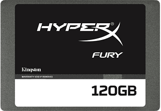 KINGSTON KNG 120 GB Hyperx Fury SSD Sürücü SHFS37A/120G