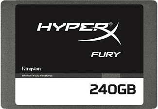 KINGSTON KNG 240 GB Hyperx Fury SSD Sürücü SHFS37A 240G