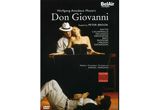 Mahler Chamber Orchestra - DON GIOVANNI - (DVD)