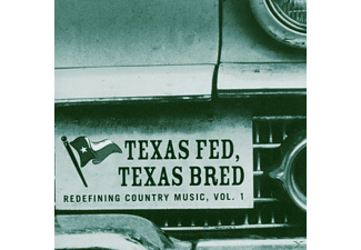 VARIOUS - Texas Fed, Texas Bred - (CD)