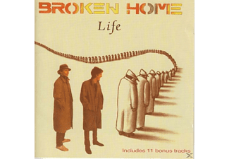 Broken Home - Life - (CD)