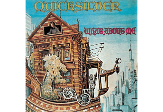 Quicksilver Messenger Service - What About Me - (CD)