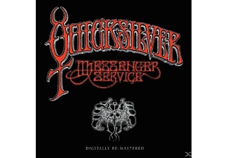 Quicksilver Messenger Service - Quicksilver Messenger Service [CD]