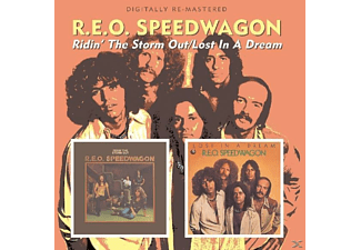 REO Speedwagon - Ridin' The Storm Out/Lost In A Dream - (CD)