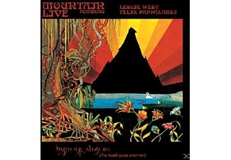 Mountain - Live: The Road Goes Ever On - (CD)