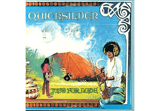 Quicksilver Messenger Service - Just For Love - (CD)