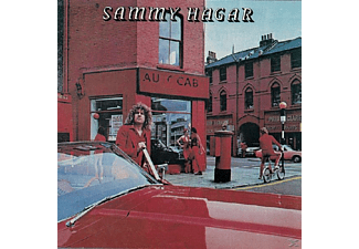 Sammy Hagar - Red - (CD)