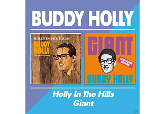 Buddy Holly - Holly In The Hills/Giant [CD]