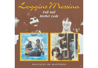 Loggins and Messina - Full Sail/Mother Lode - (CD)