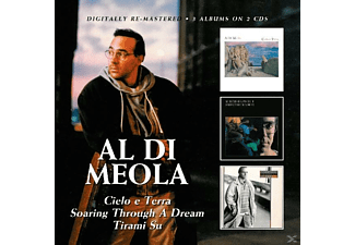 Al Di Meola - Cielo E Terra/Soaring Through A Dream/Tirami Su [CD]