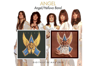 Angel - Angel/Helluva Band [CD]