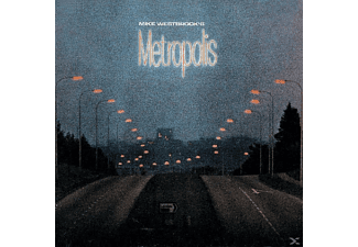 Westbrook Mike - Metropolis [CD]