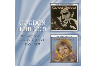Gordon Lightfoot - Best Of Vol.1 & 2, Very - (CD)