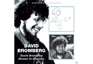 David Bromberg - David Bromberg/ Demon In Disguise - (CD)