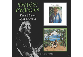 Dave Mason - Dave Mason/Split Coconut - (CD)