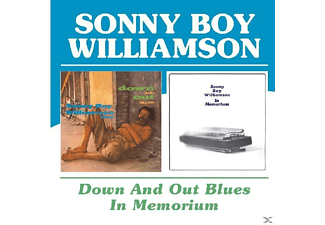 Sonny Boy Ii Williamson - Down And Out Blues - (CD)