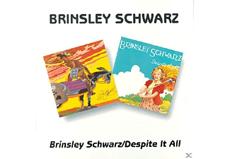 Brinsley Schwarz - Same/Despite It All - (CD)