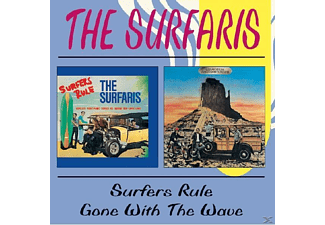 The Original Surfaris - Surfers Rule/Gone With The Wave [CD]