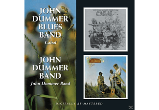 John Blues Band The Dummer - Cabal/John Dummer Band - (CD)