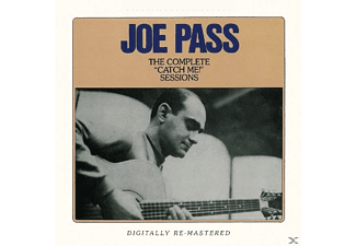 "Joe Pass - The Complete ""catch Me!""  Sessions [CD]"