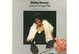 Shirley Bassey - Live At Carnegie Hall [CD]
