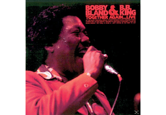 Bobby & B.B. King Bland - Together Again (Live) [CD]