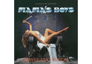Mama's Boys - Power & Passion - (CD)