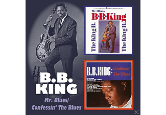 B.B. King - Mr.Blues/Confession' The Blues - (CD)