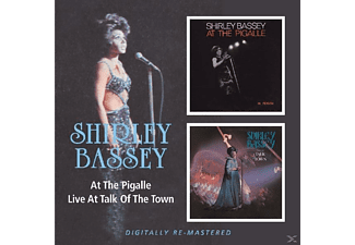 Shirley Bassey - At The Pigalle/Live At Talk Of The Town - (CD)