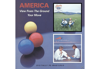 America - View From The Ground / Your Mo [CD]