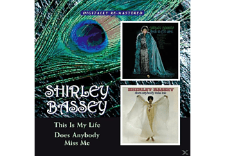 Shirley Bassey - This Is My Life/Does Anybody Miss Me - (CD)