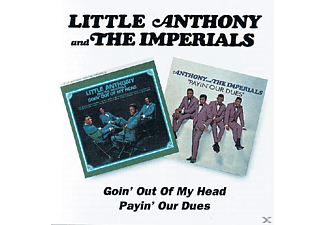 The Imperials - Goin'out.../Payin'our Dues - (CD)