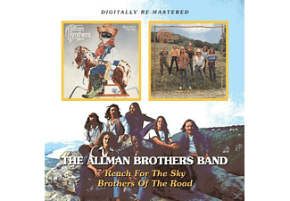 The Allman Brothers Band - Reach For The Sky/Brothers Of The Road - (CD)