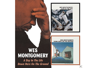 Wes Montgomery - A Day In The Life/Down Here On The Ground - (CD)