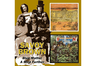 Savoy Brown - Blue Matter/A Step Further - (CD)