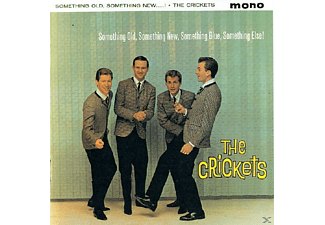 The Crickets - Something Old, Something New?!  (+Extra Tracks) - (CD)