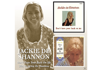 Jackie DeShannon - This Is/Don't Turn Your Back On Me - (CD)