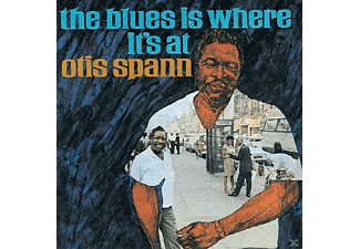 Otis Spann - The Blues Is Where It's At - (CD)