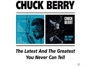 Chuck Berry - Latest & The Greatest/You Neve - (CD)