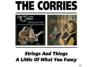 Corries - Strings And Things/A Little Of What You Fancy - (CD)