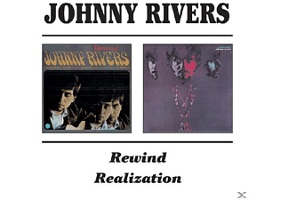 Johnny Rivers - Rewind/Realization - (CD)