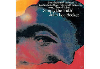 John Lee Hooker - Simply The Truth - (CD)