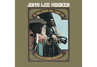 John Lee Hooker - If You Miss Im...I Got Im - (CD)