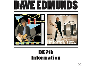 Dave Edmunds - D.E.7th/Information [CD]