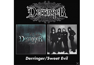 Rick Derringer - Derringer/Sweet Evil [CD]