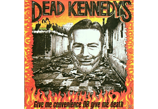 Dead Kennedys - GIVE ME CONVENIENCE OR GIVE DEATH - (CD)