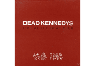 Dead Kennedys - Live At The Deaf Club - (CD)