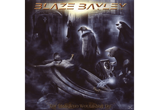 Blaze Bayley - Man Who Would Not Die, The - (CD)